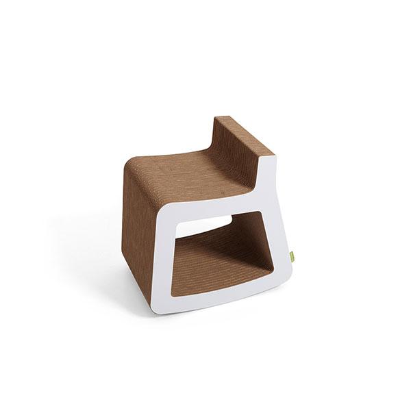 Chaises en carton – DONDOLO