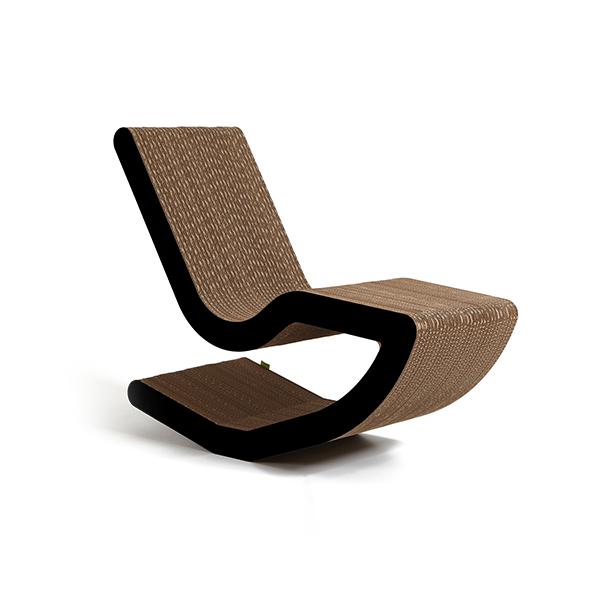 Chaises en carton – PENNIKA