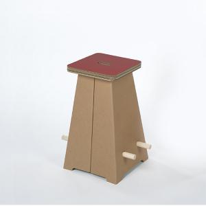 Chaises en carton - PUFFO ALTO