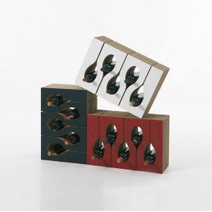 mobilier en carton - BRILLO