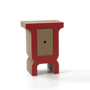 mobilier en carton - EDOARDO 58