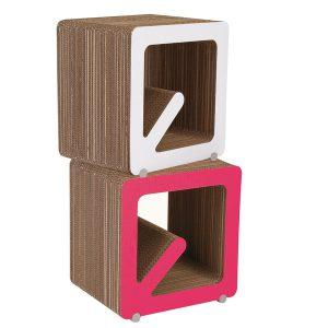 mobilier en carton - JACK