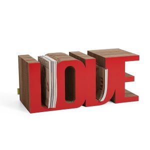 mobilier en carton - K-love