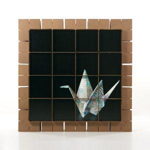 mobilier en carton - Quadrello