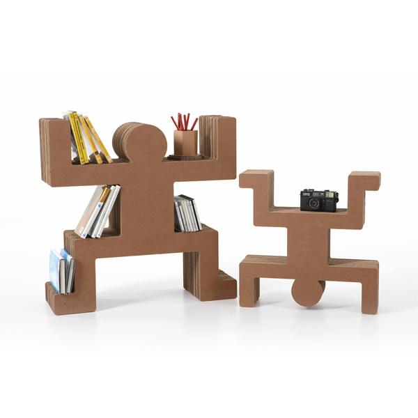 spanky breakdance mobilier en carton architexture carton. Black Bedroom Furniture Sets. Home Design Ideas
