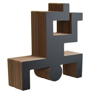 mobilier en carton - SPANKY BREAKDANCE