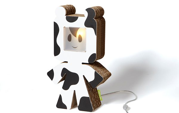 Mobiliers en carton - TED