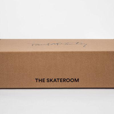 Mobiliers en carton - SKATE Box Promo