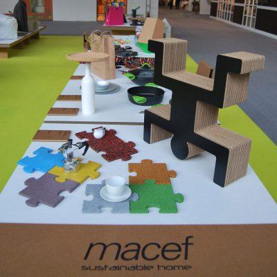 Mobiliers en carton - MACEF MILANO