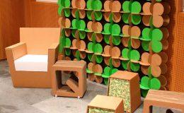 Mobiliers en carton - Mobiliers en carton